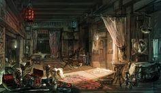 witcher bedroom concept fantasy game medieval room google noir film kings games space vergen hd monika drawings fi rpg