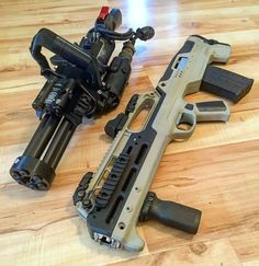 Guns Firearms Weapons: When I win that _ - Credit - 📸