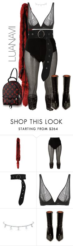 """""""Senza titolo #752"""" by luanavii ❤ liked on Polyvore featuring Marni, Faith Connexion, Dorothee Schumacher and Vetements"""