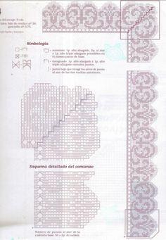 Gallery.ru / Фото #81 - Muestras y Motivos - Motivos Religiosos Ganchillo 01 - Chispitas