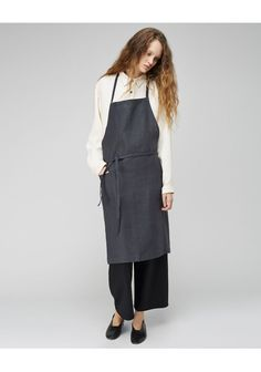 FOG LINEN WORK | Daily Apron | Shop at La Garçonne