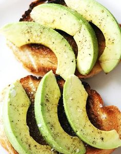 avocado toast all day, every day.
