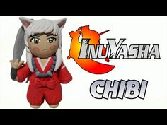 Inuyasha Chibi air dry clay / polymer clay tutorial