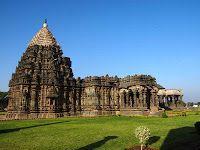 12th century Mahadeva temple, Itagi, South India ~