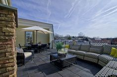 I mean what else could you ask for with a roof top terrace?! #ModelHome