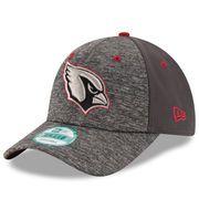 New Era Arizona Cardinals Heathered Gray/Graphite The League Shadow 9FORTY Adjustable Hat :https://athletic.city/football/gear/new-era-arizona-cardinals-heathered-graygraphite-the-league-shadow-9forty-adjustable-hat/