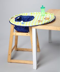 Look at this #zulilyfind! Cambridge Neatnik Saucer® High Chair Cover by Neatnik Saucer #zulilyfinds