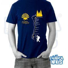 Camino de Portugués T-Shirt