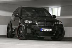 BMW X5 M Sport - if I'll ever have to buy a 7-seater it ain't going to be a Zaffira ;-)