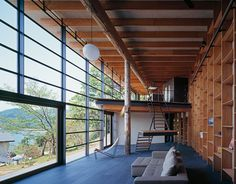 Shore House, Manazuru - Mount Fuji Architects Studio
