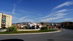 GRANADA | GENIL | Rotonda Paseo de Europa, frente a Camino de los Abencerrajes.