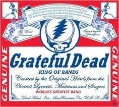 Rock Posters, Band Posters, Concert Posters, Music Posters, Gig Poster, Retro Posters, Grateful Dead Image, Grateful Dead Poster, Grateful Dead Quotes