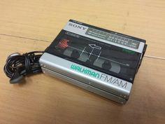 rewtnull: Sony Walkman WM-F15 Portable Stereo Radio Cassette...