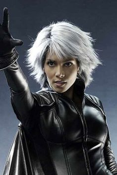Ororo Munroe - Most Likely To Be Struck By Lightning | 14 Marvel Heroes Before They Were Heroes