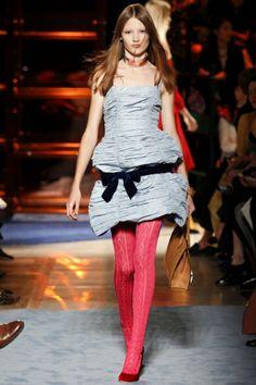 Sfilata Miu Miu Paris - Collezioni Primavera Estate 2014 - Vogue