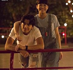 Tai Yu and Truly. Our Times Movie, Darren Wang, Taiwan Drama, Movie Pic, Taecyeon, Asian Love, First Love, My Love, I Have A Crush