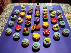 cupcakes of catan!