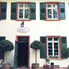 Restaurant Lehner's Wirtshaus à Pforzheim (Bade-Wurtemberg, Allemagne)