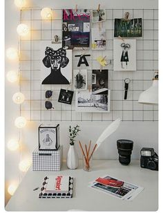 Organize your desk #uo