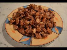 Gebrannte Mandeln ganz einfach mit der Cooking Chef - YouTube