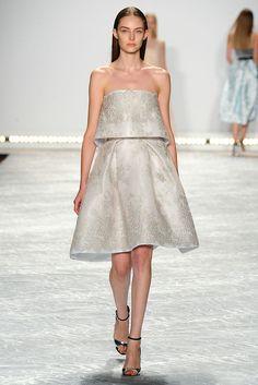 Monique Lhuillier - Pasarela NY