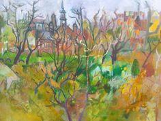 Landscape II Landscape, Painting, Art, Art Background, Scenery, Painting Art, Kunst, Paintings, Performing Arts
