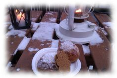 Old times Christmas Fair in Lohja Finland by My Moon. Apple Festival, Christmas Calendar, Finland, Birthday Candles, Moon, Times, Desserts, The Moon, Tailgate Desserts