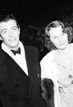 Barbara Stanwyck & Robert Taylor, 1936 Barbara Stanwyck was hesitant to remarry after the failure of her first marriage. However when she began a whirlwind affair with Robert Taylor the romance was so public that MGM studio eventually insisted on an engagement. The couple married in 1939 and were seen as having one of the most stable and enviable marriages in Hollywood. After their divorce in 1950, Stanwyck often cited Taylor as the love of her life, she never remarried.