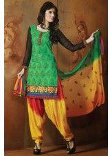Other Women's Clothing Adroit Indian Bollywood Thread With Zari Work Salwar Kameez Suit Wedding Shawar Dress