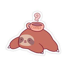 Kawaii Turtle, Kawaii Pig, Cute Fox Drawing, Cat Presents, Cartoon Cow, Chibi Cat, Cute Sloth, Cute Cows, Sloths