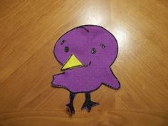 A few weeks ago we decided to have a Purple story time day at the library. We all dressed in purple (I have very supportive coworkers who also dressed up!) and read purple books and did purple the…