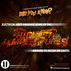 Arc Flash, Safety Tips, Did You Know, The Unit, Facts, Facebook, Truths