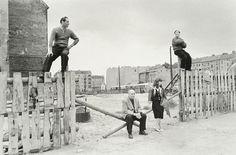 arno fischer | Foto Arno Fischer: Ostberlin, Friedrichshain, 1956