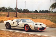 Ford GT Racing '66