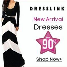 Dresslink é uma das principais lojas online da #Asia, que vende para o mundo todo #roupas, #sapatos, #bolsas e #acessorios a um preço imbatível.  #DRESSLINK preço e qualidade - Conheça as novas tendências!  Acesse FB.com/AllexandreDM  #AllexandreDMoraes @AllexandreDM |