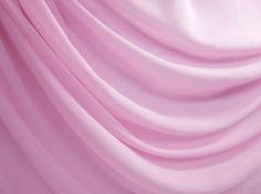 W08 Light Pink High Quality Poly Chiffon by FancyFabricStore, $5.99