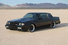 '87 Pro Touring Grand National