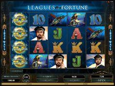 Čarovné more a plavba loďov vás zavedú k skvelým výhram. http://www.automatove-hry-zadarmo.com/hry/leagues-of-fortune-online-automat #leaguesoffortune #automatovehry #hry #vyhra