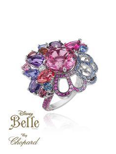 Chopard Disney - Belle inspired ring