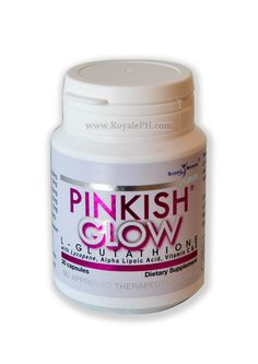 Pinkish Glow Capsule gives the body a flawless pinkish white skin and boosts the body's immune system. It contains Lycopene, Alpha-Lipoic Acid, Glutathione, Vitamin A, Vitamin E. Visit our site for more information about Royale Pinkish Glow Capsule.