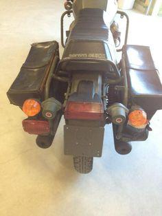 1984 Moto Guzzi Nato V50  Vintage, US $1,500.00, image 6
