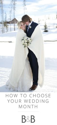 How to choose your wedding month, spring vs. summer vs. fall vs. winter, ideas and tips