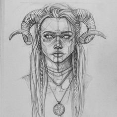 8 mars 2020 - Ani Cinski is a German pencil sketch artist, Illustrator and Graphic Designer. For More Details View Website Dark Art Drawings, Pencil Art Drawings, Art Drawings Sketches, Cute Drawings, Fantasy Drawings, Aries Art, Arte Obscura, Arte Sketchbook, Art Inspo