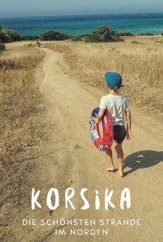 Sommerferien auf Korsika: Die schönsten Strände im Norden der Insel #korsika #vivelacorse