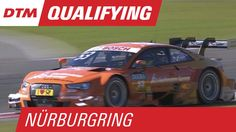 Qualifying (Rennen 2) - Re-Live (Deutsch) - DTM Nürburgring 2015 // Watch the qualifying for race 2 at the Nürburgring on the DTM YouTube channel (German audio).