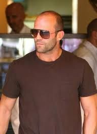 Jason Statham ! Oh so very sexy and hot !!! If all balding men looked like this , that would be great !!!