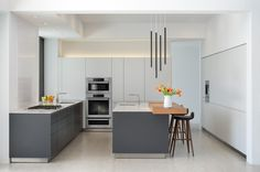 Contemporary Kitchen by Tate Studio Architects, Scottsdale, Arizona