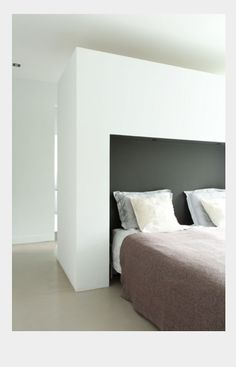 Contemporary Modern Interiors - Bedroom