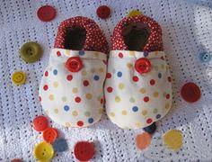 Lovehobbycraft Baby Shoes
