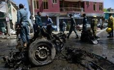 15 killed, 37 wounded in suicide attack on NATO convoy in Afghanistan capital